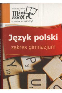 Język polski - mini max