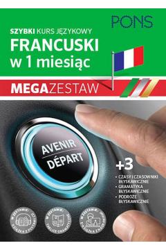 W 1 miesiąc - Francuski Megazestaw PONS