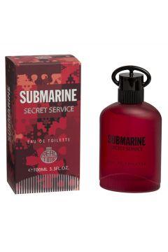 Submarine Secret Service Woda toaletowa