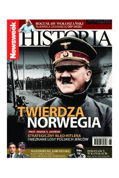 Newsweek Polska Historia 8/2013