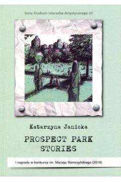 Prospect Park Stories
