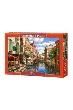 Puzzle 1500 La Pergola - Castorland