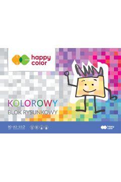 Blok rysunkowy A3 kolorowy