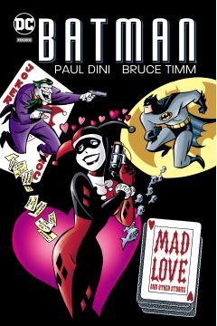 Batman. Mad Love