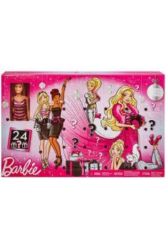 Barbie Kalendarz Adwentowy GFF61 p4 MATTEL