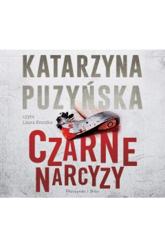 Czarne narcyzy (audiobook CD)