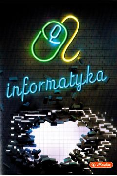 Zeszyt A5 Informatyka