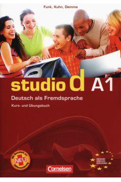 Studio d A1 Kurs- und bungsbuch + CD