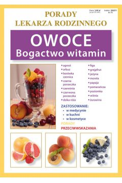 Owoce Bogactwo witamin