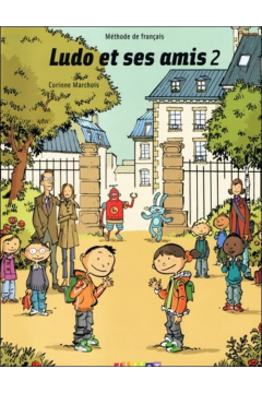Ludo et ses amis 2 podręcznik
