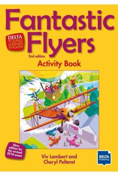 Fantastic Flyers 2nd edition. Activity Book