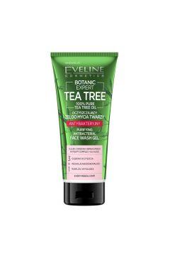 Botanic Expert Tea Tree oczyszczający żel do mycia twarzy antybakteryjny