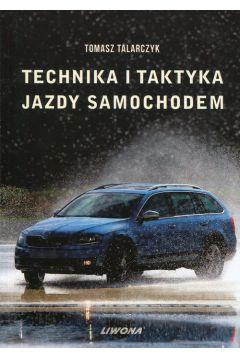 Technika i taktyka jazdy samochodem