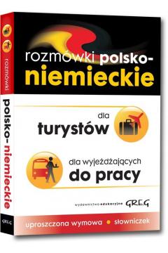 Rozmówki polso-niemieckie dla turystów dla wyjeżdżających do pracy