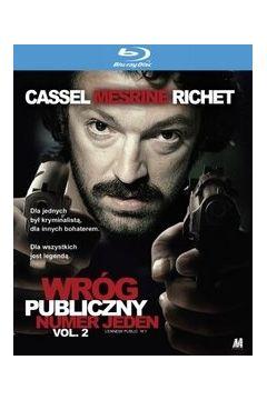 Wróg publiczny numer jeden vol.2 (Blu-ray)