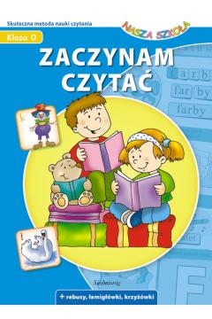 Zaczynam czytać - Nasza Szkoła