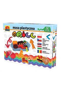Masa plastyczna Grill