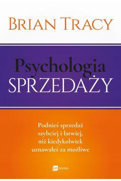 Psychologia sprzedaży wyd. 2012