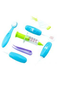 Zestaw lekarski w walizce. Dentysta