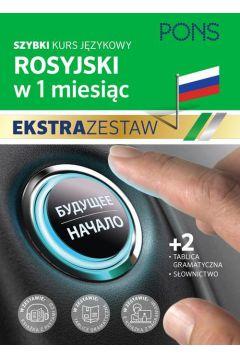 W 1 miesiąc - Rosyjski Ekstrazestaw PONS