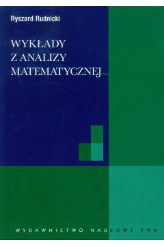 Wykłady z analizy matematycznej