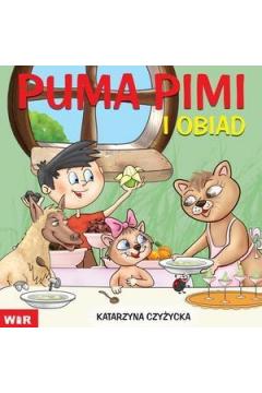 Puma Pimi i obiad. Część 6. Sylaby ze spółgłoskami K i G