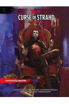 Dungeons & Dragons: Curse of Strahd (edycja angielska)