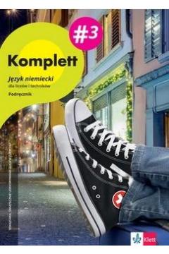 Komplett 3. Język niemiecki dla liceów i techników. Podręcznik wieloletni + 2 CD