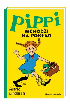 Pippi wchodzi na pokład