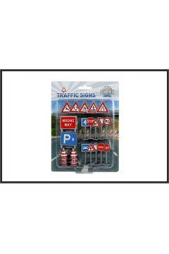 Znaki drogowe 25-elementów