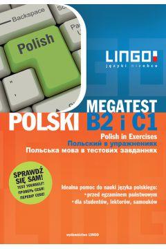 Polski B2 i C1. Megatest