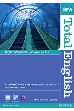 Total English NEW Elementary Flexi 1 Pack