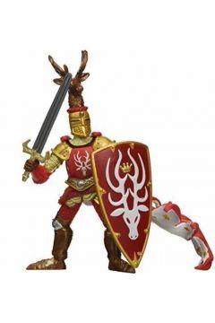 Mistrz broni z jelenim czubem