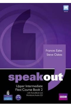 Speakout Upper Intermediate Flexi Course Book 2 with ActiveBook  and Workbook Audio CD