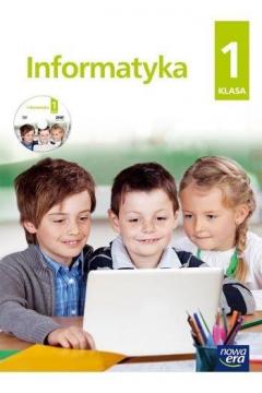 Edukacja wczesnoszkolna Zeszyt ćwiczeń Informatyka + CD klasa 1