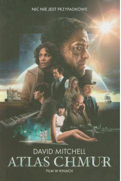 Atlas chmur - David Mitchell  film.