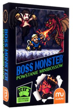 Boss Monster Powstanie Minibossów TREFL