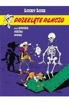 Przeklęte ranczo Lucky Luke Tom 56