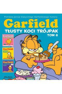 Garfield. Tłusty koci trójpak. Tom 6