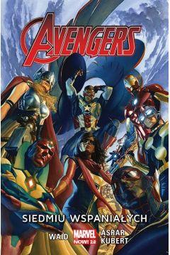 Avengers. Tom 1. Siedmiu wspaniałych
