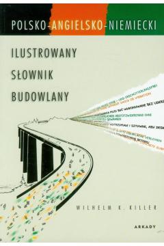 Ilustrowany słownik budowlany pol-ang-niem