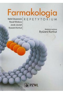 Farmakologia. Repetytorium