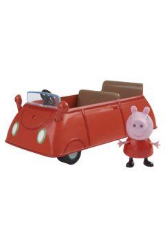 Świnka Peppa. Auto Peppy z figurką