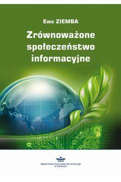 Zrównoważone społeczeństwo informacyjne