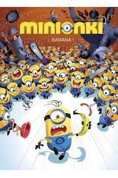 Minionki. tom 1. Banana!