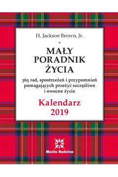 Kalendarz 2019. Mały Poradnik Życia
