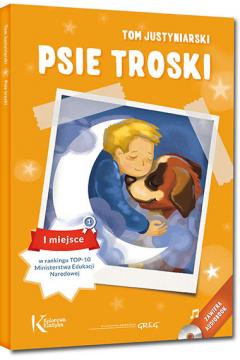 Psie troski + audiobook 1. miejsce w rankingu MEN*