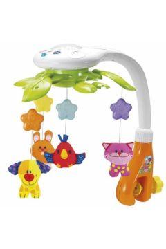 Smily Play - Karuzela muzyczna z projektorem