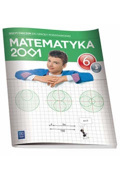 Matematyka 2001. Klasa 6. Ćwiczenia, część 3