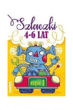 KSIAZECZKA EDUK 170X240 SZLACZKI 4-6 LAT 1 LIT